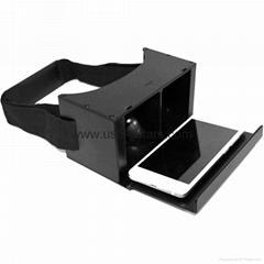VR 3D 手機電影視頻眼鏡