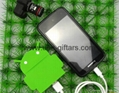 3D 来图定制款移动电源 手机充电宝
