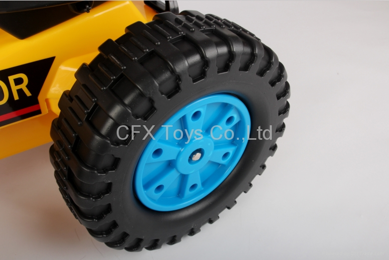 best price 4 wheel car for sale baby car small toy digger 4
