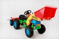 child tricycle toy car small excavator toy with bucket 3