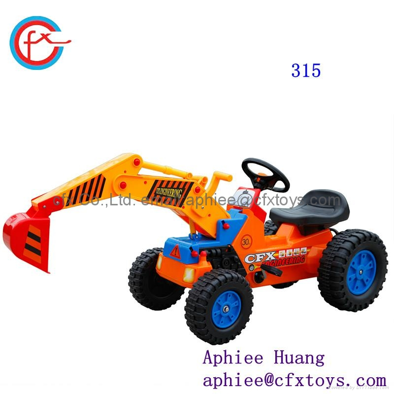 best price 4 wheel car for sale baby car small toy digger 1