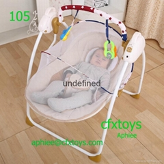 hot sale baby rock chair RC baby cradle electric baby swing baby bouncer