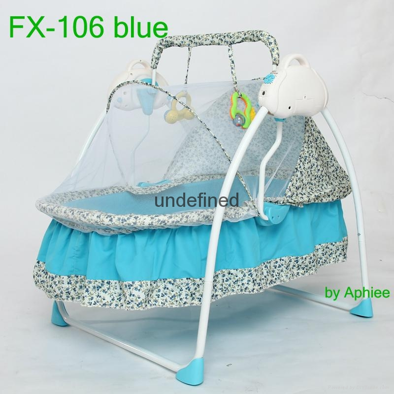 sc 1 st  DIYTrade & electrical baby swing bed music baby rocker baby cot bed crib baby