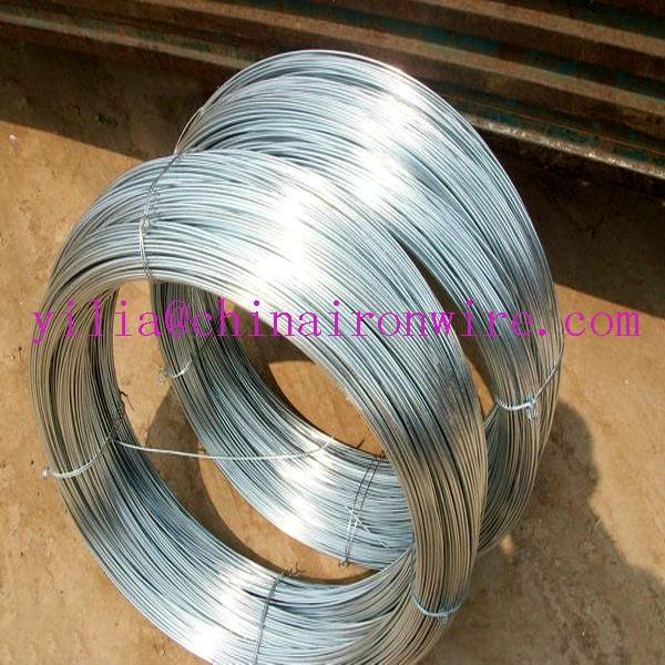 Galvanized Iron Wire - Hongda Metal (China Manufacturer) - Non ...