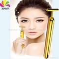 Anti-wrinkle mini vibration 24k gold