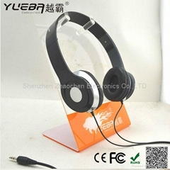 Cheap Foldable Headphones For MP3/Cellphone