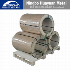 Topone Stainless Steel EPQ Wire, Electro-Polishing Quality Wire