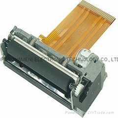 Thermal Printer Mechanism Compatible with Fujitsu FTP628MCL101/103