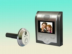 high quality 2inch electronic door viewer peephole door camera