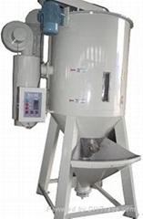 提升式螺旋混合乾燥機