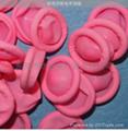 粉色防静电手指套