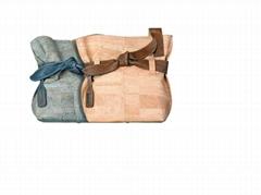 葡萄牙進口時尚軟木箱包供應