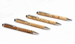 軟木觸控筆批發定製