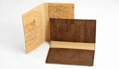 軟木名片夾定製批發