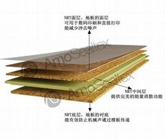 葡萄牙进口软木地板部件