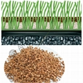 足球場人造草坪填充顆粒 2