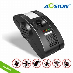 Brilliant Indoor Multifunctional Electromagnetic And Ultrasonic Pest Repeller