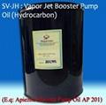 Vapor Jet Booster Pump Oil: SV-JH