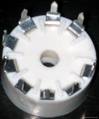 GZS9-Y(GZS9-Y-G)型塑料九脚管座