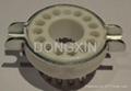 GZC14-Y(GZC14-Y-G) 14脚陶瓷管座  1