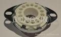 GZC14-F-A(GZC14-F-A-G) 14脚陶瓷管座 2