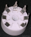 GZC7-Y-B 7-pin ceramic socket