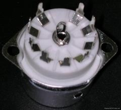 GZC9-F-Y1型瓷质内罩九脚管座
