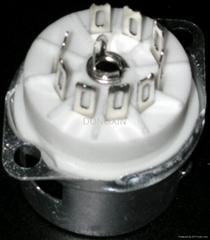 GZC9-F-A(GZC9-F-A-G)型瓷质内罩九脚管座