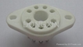 GZC9-P(GZC9-P-G) 9-pin ceramic socket