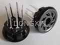 S8WPL(S8WPL-G) 8-pin bakelite socket