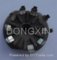 GZS9-B1(GZS9-B1-G) 9-pin plastic tube socket