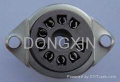 GZS9-F2(GZS9-F2-G) 九脚塑料管座