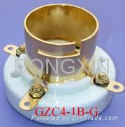 GZC4-1B(GZC4-1B-G)型瓷质四脚管座 3