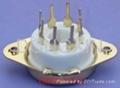 GZC8-Y-5(GZC8-Y-5-G)型瓷质八脚管座 3
