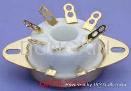 GZC8-Y-6(GZC8-Y-6-G)型瓷质八脚管座 3