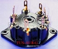 TUS-AU8(TUS-AU8-G) 8-pin bakelite socket