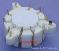 TUS9PC9C(TUS9PC9C-G) 9-pin ceramic socket