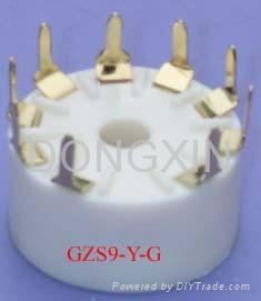 GZS9-Y(GZS9-Y-G)型塑料九脚管座 3