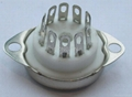 GZC10-C-1(GZC10-C-1-G) 10-pin ceramic socket