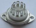 GZC10-C-2(GZC10-C-2-G)10-pin ceramic socket