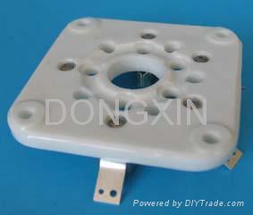 GZC5-C(GZC5-C-G) 型瓷质五脚管座