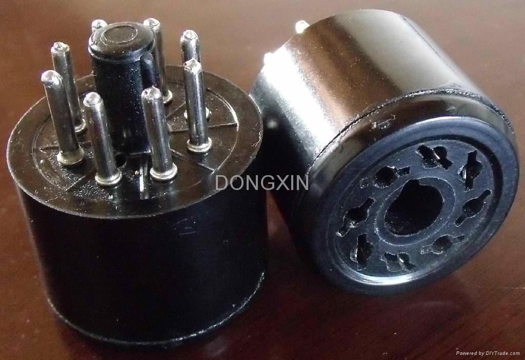 TS-8 testing socket