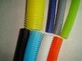 Pet expandable braid cable china manufacturer plastic