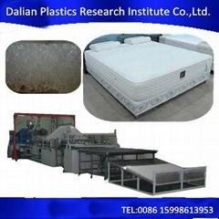 EVA bed mattress machinery