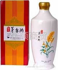 玉山高粱酒45度玉山茅台酒
