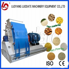 Hammer  grinder grain mill machine for animal feed