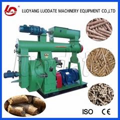 Automatic biomass pellet mill machine