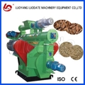 Automatic best-selling wood pellet mill