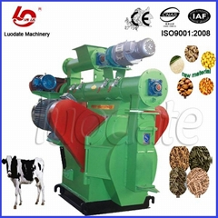 Household poultry feed mill machine