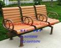 全国最全户外休闲坐椅生产厂家 露天椅 实木坐椅 4